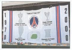 N° 003 - Drapeau 30ans PSG