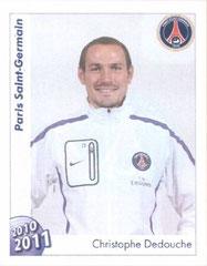 N° 311 - Christophe DEDOUCHE (Entraîneur adjoint)