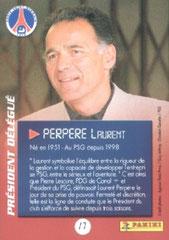 N° 17 - Laurent PERPERE (Verso)