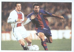 N° 018 - Ligue des Champions 94-95 - PSG-Barcelone.