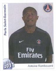 N° 188 - Antoine KOMBOUARE (Entraîneur)