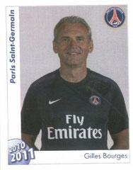 N° 189 - Gilles BOURGES (Entraîneur des gardiens)