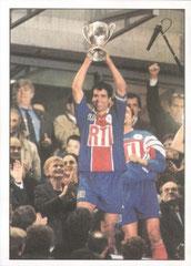 N° 010 - 1997-98 - 5ème Victoire en Coupe de France, PSG-Lens 2-1
