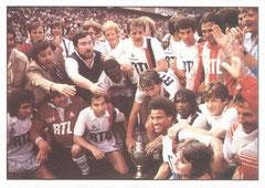 N° 009 - 1981-82 - 1ère Victoire en Coupe de France, PSG-Saint Etienne 2-2 AP (6-5 TAB)