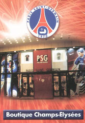 N° 05 - Boutique PSG (Recto)