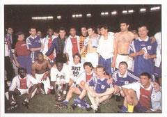 N° 011 - 1994-95 - 1ère Victoire en Coupe de la Ligue, PSG-Bastia 2-0