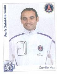 N° 310 - Camillo VAZ (Entraîneur)