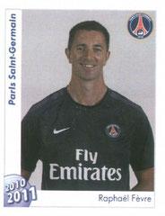 N° 190 - Raphaël FEVRE (Préparateur physique)