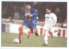 N° 019 - Ligue des Champions 94-95 - PSG-Milan AC.