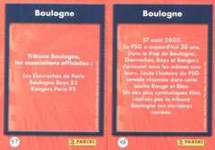 N° 46 et 47 - Kop of Boulogne (Verso)