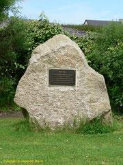 Denkmal zur Erinnerung an die 4th Infantry Division