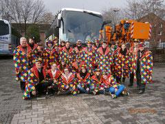 Karnevalsumzug Bonn 2012
