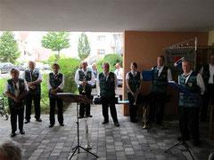 ASB-Pflegeheim   Leingarten Juli 2011