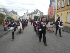 Bad Hönningen Karneval 2012
