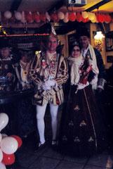 Bad Hönningen Karneval 2012   - Prinz