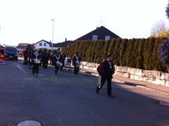 Karnevalsumzug Ellhofen 2012