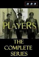 PLAYERS (LES MAÎTRES DU JEU) NBC - 1996 - USA •  Studio de doublage : Libra •  Direction artistique : Jacques Barclay •  6 épisodes sur 18 •  Diffusion : M 6