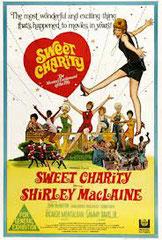 Sweet Charity, de Bob Fosse • Universal - 1969 - USA • Laboratoire de sous-titrage : TITRA-TVS