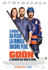 GOON, LAST OF THE ENFORCERS de Jay Baruchel Caramel Film – 2017 - Canada • Studio de doublage : BTI Studios • Direction artistique : Philippe Blanc