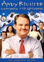 ANDY RICHTER CONTROLS THE UNIVERSE • Garfield Grove - 2002 - USA • 19 épisodes sur 19 • Laboratoire de sous-titrage : TVS • Diffusion: JIMMY