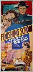 FINISHING SCHOOL (FILLES D'AMÉRIQUE), de George Nichos Jr. • RKO - 1934 - USA • Laboratoire de sous-titrage : TITRA-TVS