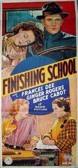 FINISHING SCHOOL (FILLES D'AMÉRIQUE), de George Nichos Jr. • RKO - 1934 - USA • Laboratoire de sous-titrage : TITRA-TVS