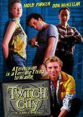TWITCH CITY • Accent Shadow - 1997 - Canada • 13 épisodes sur 13 • Laboratoire de sous-titrage : DUBBING BROTHERS • Diffusion: SÉRIE CLUB