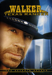 WALKER, TEXAS RANGER Columbia - 1996 - USA •  Studio de doublage : Libra •  Direction artistique : Jacques Barclay •  1 épisode •  Diffusion : T F 1