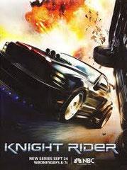 KNIGHT RIDER (LE RETOUR DE K-2000) • Universal - 2008 - USA • 9 épisodes sur 18 • Laboratoire de sous-titrage: IMAGINE  • Diffusion: CANAL PLUS