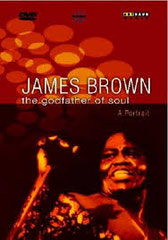 JAMES BROWN (THE GODFATHER OF SOUL), de Marcus Peterzell • Arthaus - 1995 - USA