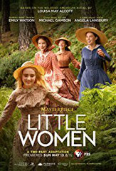 LITTLE WOMEN BBC - 2018 - GB • Studio de doublage : Titra TVS • Direction artistique : Ivana Coppola • 3 épisodes sur 3 • Diffusion : FRANCE 2
