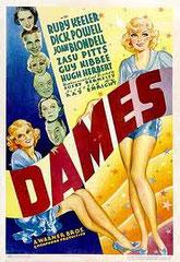 DAMES, de Busby Berkeley • Warner - 1934 - USA • Laboratoire de sous-titrage : TITRA-TVS