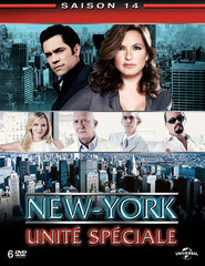 NEW YORK UNITÉ SPÉCIALE (saison 14) NBC - 2012 - USA Studio de doublage : Libra •  Direction artistique : Jean-Pascal Quilichini •  5 épisodes sur 24 •  Diffusion: T F 1