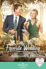 MY FAVORITE WEDDING de Mel Damski MPCA - 2017 - USA • Studio de doublage : Studios de St-Ouen • Direction artistique : Nathanael Alimi