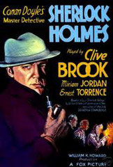 SHERLOCK HOLMES, de William K. Howard • Twentieth Century Fox - 1932 - USA  •  Laboratoire de sous-titrage : TITRA-TVS
