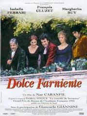 DOLCE FAR NIENTE, de Nae Caranfil • MACT - 1998 - France / Italie • Laboratoire de sous-titrage: TITRA FILM