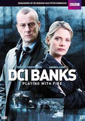 DCI BANKS ITV - 2013-2014 - GB •  Studio de doublage : Nice Fellow •  Direction artistique : Catherine Brot •  2 épisodes unitaires •  Diffusion: ARTE