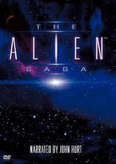 "LA SAGA ""ALIEN"" (THE ALIEN SAGA), de Brent Zacky • AMC - 2001 - USA"