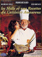 LES MILLE ET UNE RECETTES DU CUISINIER AMOUREUX, de Nana Djordjadze • Rivage - 1997 - Géorgie / France • Laboratoire de sous-titrage: TITRA FILM