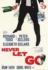 Never Let Go, de John Guillermin • Rank - 1960 - GB • Laboratoire de sous-titrage : TITRA-TVS