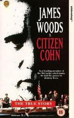 CITIZEN COHN (LE PERSÉCUTEUR), de Frank Pierson • Spring Creek - 1992 - USA • Laboratoire de sous-titrage : TITRA-TVS