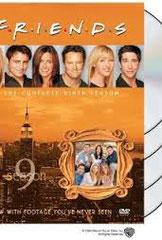 FRIENDS • Warner - 1997 à 2004 - USA • saisons 4 à 10 - environ 120 épisodes • Laboratoire de sous-titrage : TVS • Diffusion: JIMMY