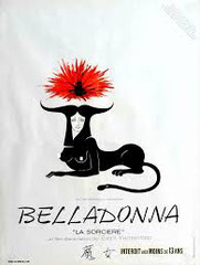 BELLADONNA - LA SORCIERE (KANASHIMI NO BELLADONNA), d'Eiichi Yamamoto • Mushi - 1973 - Japon • Laboratoire de sous-titrage: ECLAIR (nouveau sous-titrage pour ARTE) • Co-adaptatrice: Ryoko Hagiwara