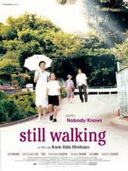 STILL WALKING (ARUITEMO, ARUITEMO) de Hirokazu Koré-Eda • Cinequanon - 2008 – Japon • Co-adaptatrice: Ryoko Hagiwara • Studio de doublage : Télétota • Direction artistique : Catherine Brot