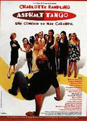 ASPHALT TANGO, de Nae Caranfil • Rivage / Domino - 1996 - France/ Roumanie • Laboratoire de sous-titrage: TITRA FILM