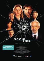 CROSSING LINES (saison 3) Tandem - 2015 - USA • Studio de doublage : Mediadub • Direction artistique : Eric Sola • 4 épisodes sur 12 • Diffusion: CANAL PLUS