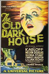 THE OLD DARK HOUSE (ÉTRANGE SOIRÉE), de James Whale • Universal - 1932 - USA • Laboratoire de sous-titrage : TITRA-TVS