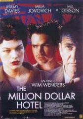 THE MILLION DOLLAR HOTEL, de Wim Wenders • scénario : Bono et Nicholas Klein • Icon Productions - 2000 - USA • scénario traduit pour Capitol Films
