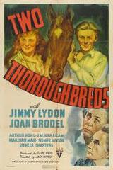 Two thoroughbreds (DEUX PUR-SANG), de Jack Hively • RKO - 1939 - USA • Laboratoire de sous-titrage : TITRA-TVS