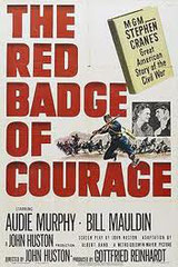 THE RED BADGE OF COURAGE, de John Huston • MGM - 1951- USA • Laboratoire de sous-titrage : TITRA-TVS